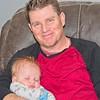 Proud Grandpa: Brett and Lucas