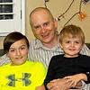 Eli, Papa Steve and Emerson