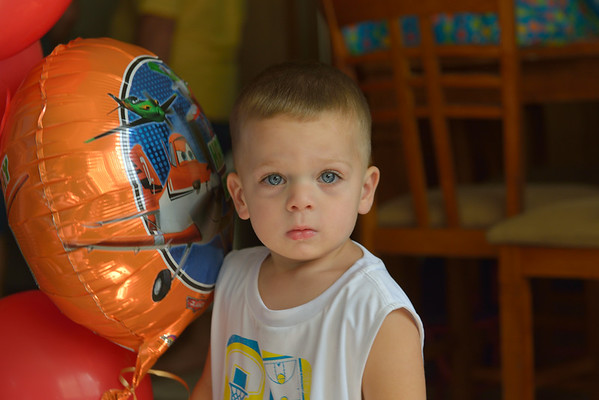 Logan and Mason's 2nd Birthday
