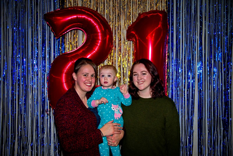 Audrie's 21st Birthday Party