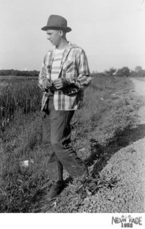August, 1952 John Joseph Szymanski, Jr.