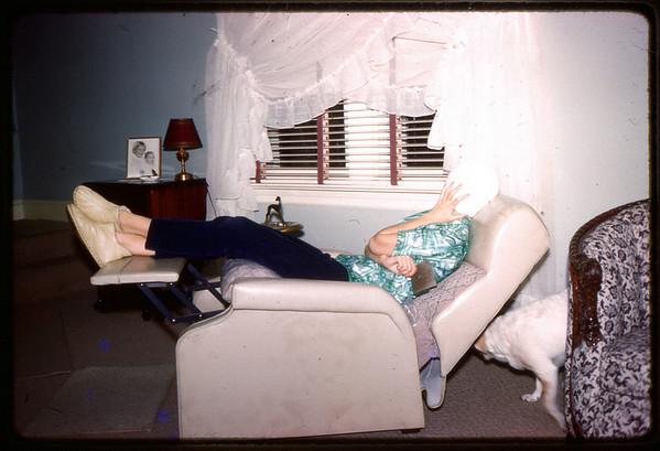 April, 1962 611 Spruce Street, Trenton, NJ Ann (Angie) Szymanski.