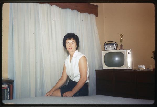 1962 611 Spruce Street, Trenton, NJ Lottie (Krulikowski) Szymanski.