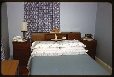 1962 611 Spruce Street, Trenton, NJ Ann (Angie) Szymanski's bedroom.