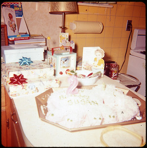 January, 1965 Susan Ann Szymanski's third birthday party.
