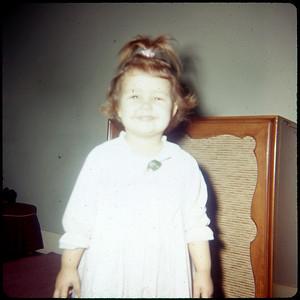 January, 1965 21 Ray Street, Ewing, NJ Susan Ann Szymanski.