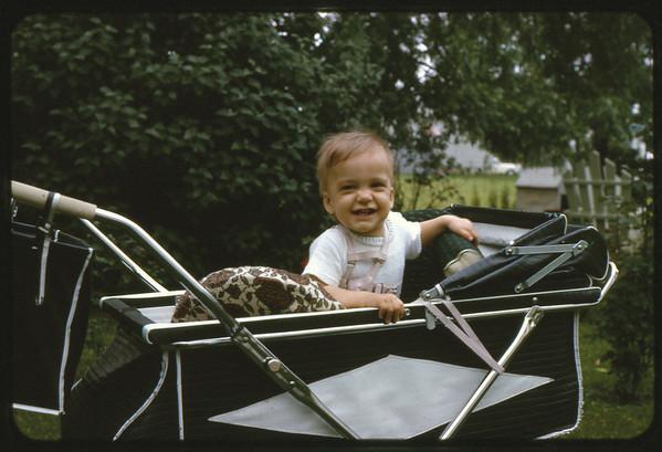 Summer 1966 at Ray Street, Jon Jay.