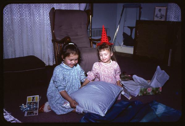 January 30, 1967 21 Ray Street, Trenton, NJ Susan Szymanski and Maria Jean (Szymanski) Mens.
