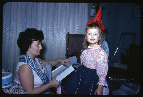 January 30, 1967 21 Ray Street, Trenton, NJ Veronica (Kuck) Szymanski and Maria Jean (Szymanski) Mens.