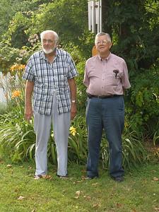 July 27, 2011 4909 Curly Hill Road, Doylestown, PA John Joseph Szymanski and Arthur Kusek.