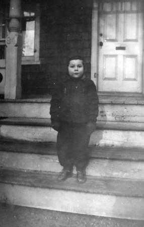 Undated Thomas Taylor, son of Margaret Ruth (Keating) (Taylor) Kuck.