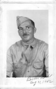 August 11, 1942 Louis A. (Bill) Keating.