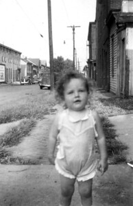 September 13, 1944 (photo development date) Anita (Taylor) Platek, daughter of Margaret Ruth (Keating) (Taylor) Kuck.