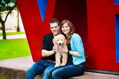 Megan, Nate & Aslan