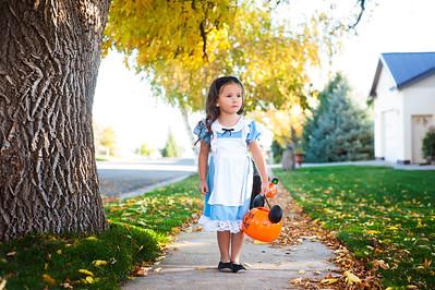 Chantel - Halloween