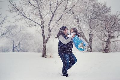 Chantel (Snow Session)