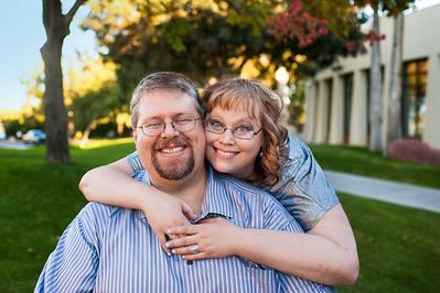 Julie & Dan