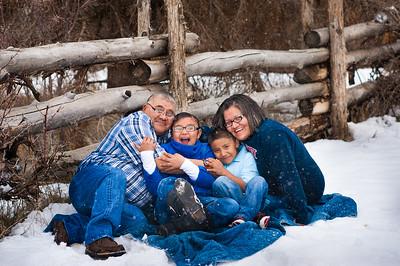 Lucinda & Family