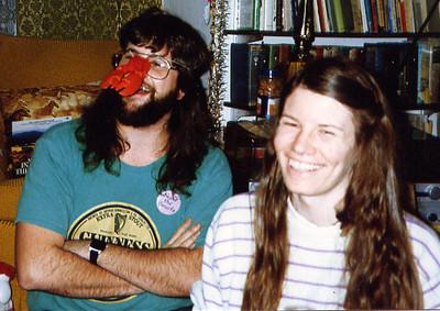 1988 Crawdad nose
