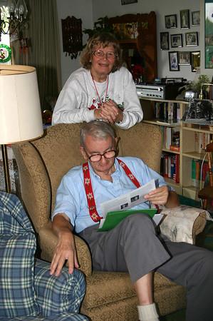 dad/bob and mom/weeze