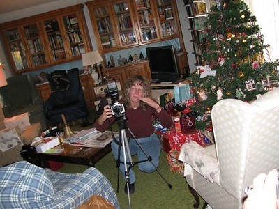 2008 tree and gifts