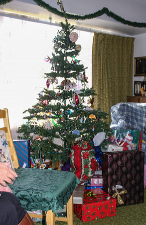 2012 tree and gifts