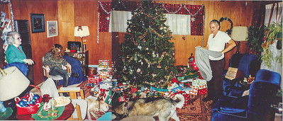 1989 Tree and Gifts