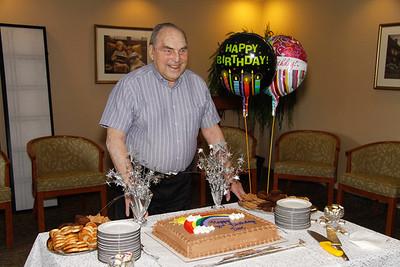 Dave Silver 90th Birthday