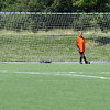 Not much to do for Jadin as goalie as his team kept the ball at the other end of the field.