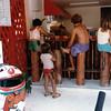 Bora Bora. Roadside restaurant Bora Bora Burgers
