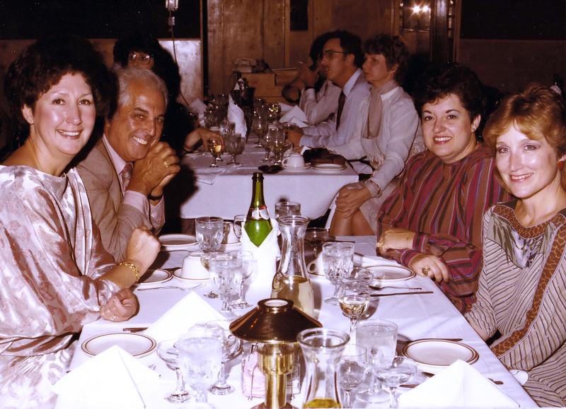Sandee Piva; Joe Piva; Carmel Machado; Shirley Herman