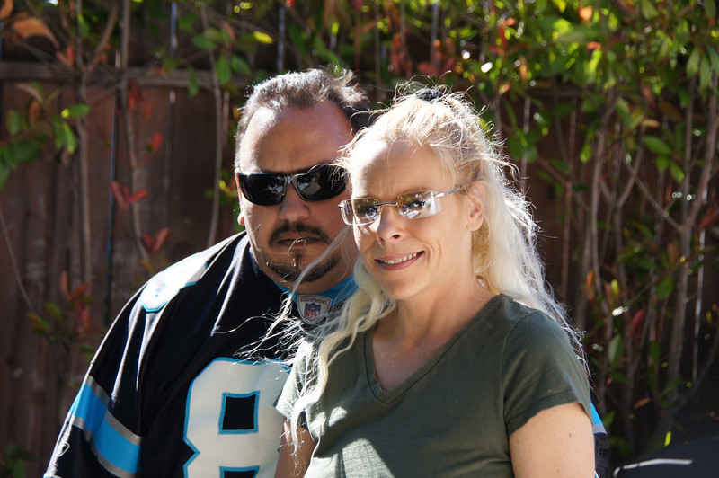 Robert Kunz and Janiece Donaldson