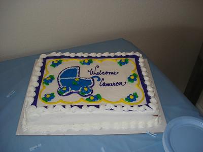 Kiersten's Baby Shower 21 Feb, 2010