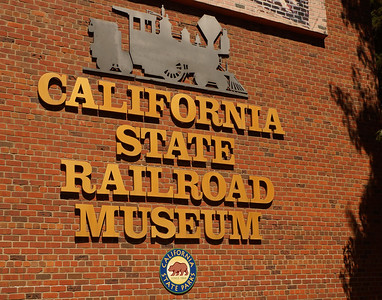 Sacramento Old Town and Train Museum 8/17/13