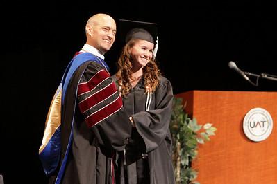 UAT Graduation - Monica 4/29/11