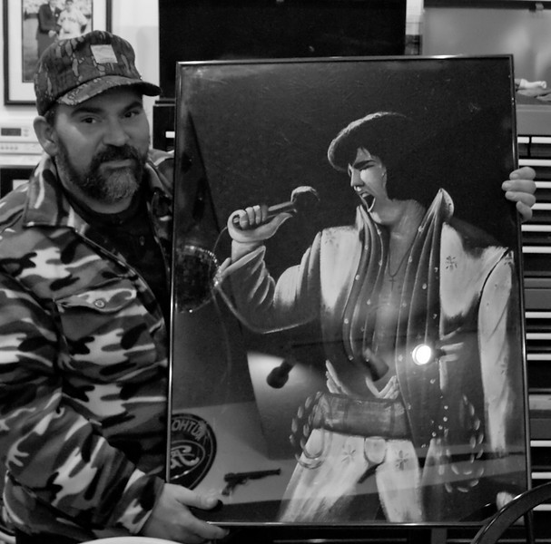 White elephant HELL !!!!!<br /> Elvis is pretty cool though