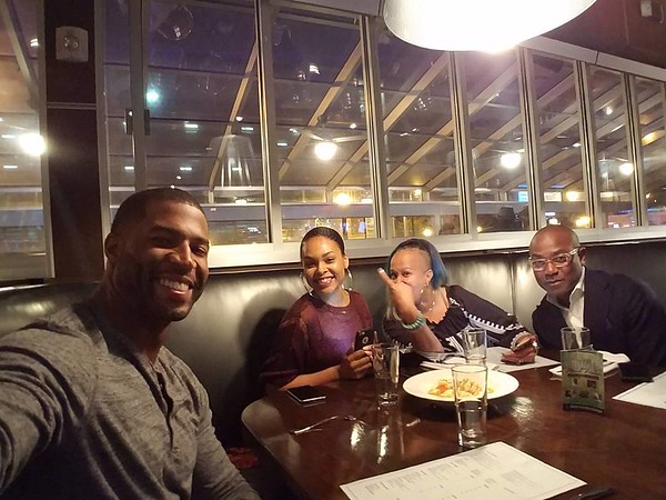 ATL Dinner - Suite Lounge - March 18, 2016