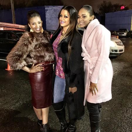 Girls Night - Spondivits - December 22, 2014