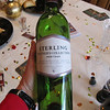 Sterling Vintern's Collection Meritage, Central Coast, 2008.  Very good; it was gone before the pairing!