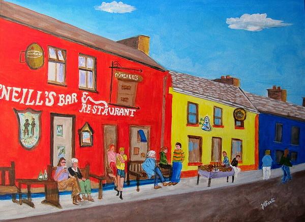 Irish Afternoon