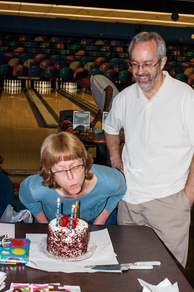 I like how Neal just keeps on bowling.