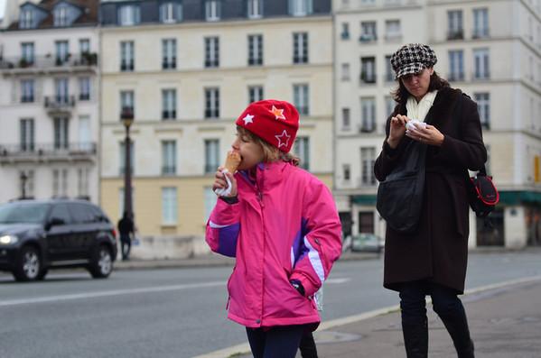 Paris: kids