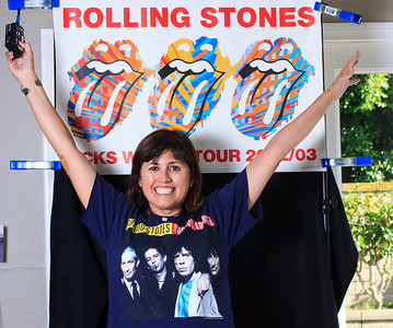 YAY!!!! I'm about to go see THE ROLLING STONES!!!!!