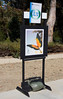 "#400. ""Rainbow Butterfly"" taken at Oso Creek Trail."