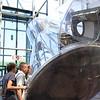 Original Apollo space craft.