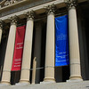 Our first stop: The National Archives.