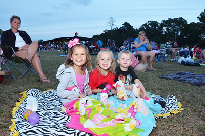 Movie Under the Stars 2013