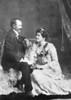 Walter Baker AS Boyce wedding photo