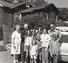 marcusens hayward ruby Menlo Park, 1972 bw