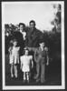 148 Martha Baker, Hayward Baker, Ann Baker, Lynn Baker, Wally Baker, Thanksgiving 1943